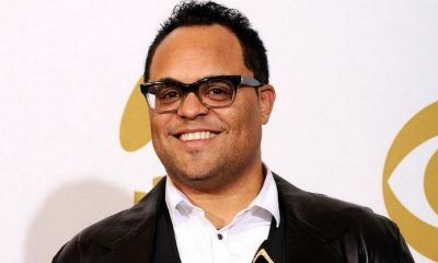 Israel Houghton's family: parents, siblings, wife and kids