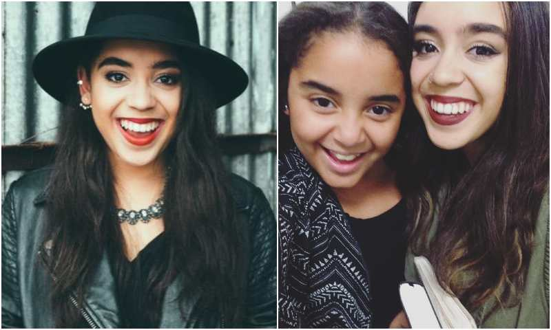 Israel Houghton's children - daughter Mariah Rideau