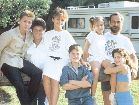 Joaquin Phoenix's siblings and parents