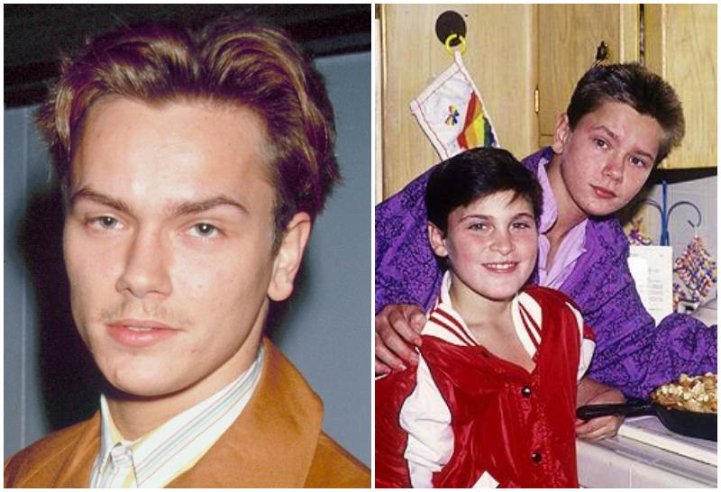 Joaquin Phoenix's siblings - brother River Phoenix