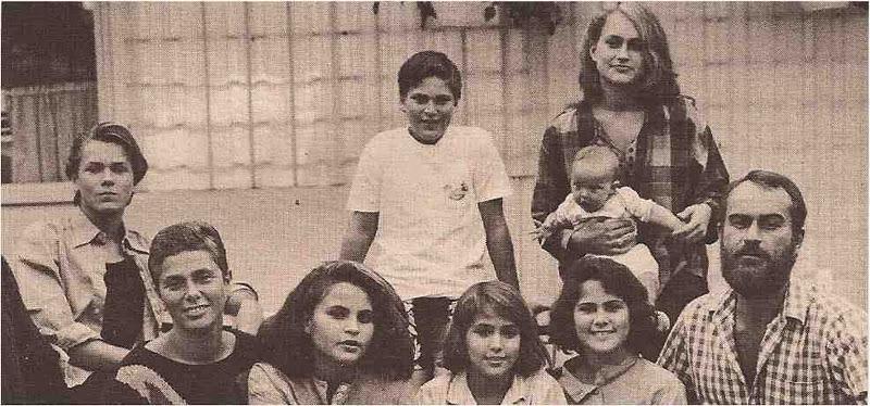 Joaquin Phoenix's siblings - half-sister Jodean 'Trust' Bottom