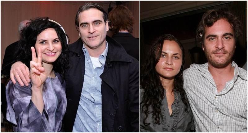 Joaquin Phoenix's siblings - sister Rain Phoenix
