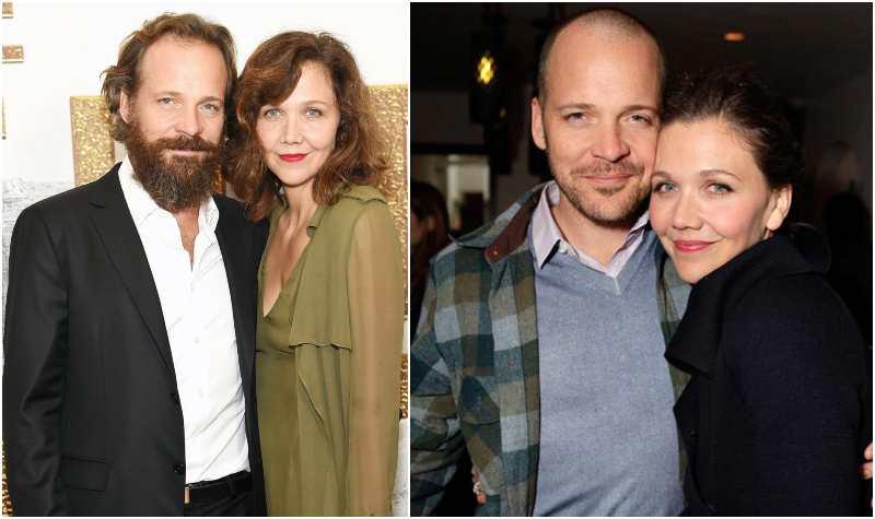 Maggie Gyllenhaal's family - husband John Peter Sarsgaard