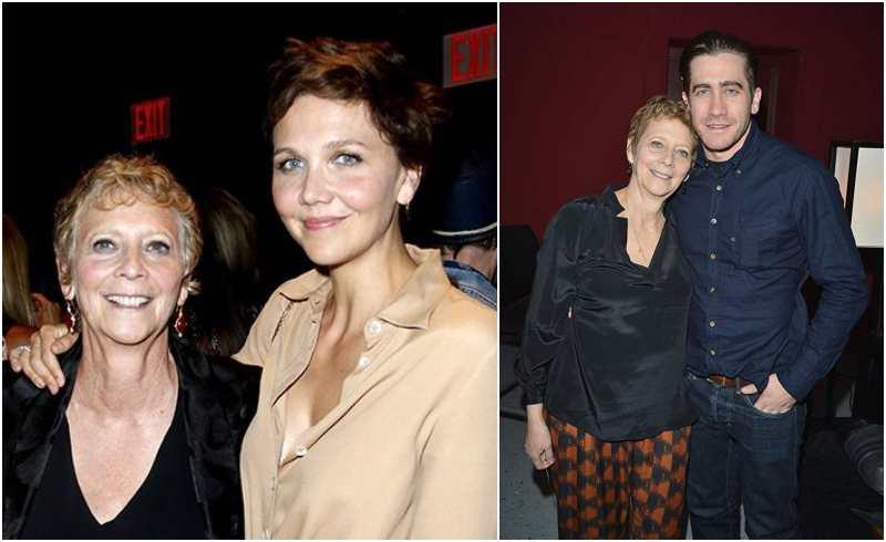 Maggie Gyllenhaal's family - mother Naomi Foner Gyllenhaal