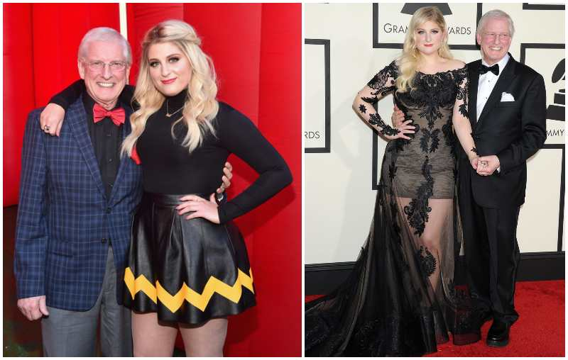 Meghan Trainor's family - father Gary Trainor