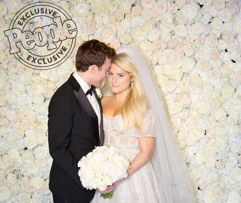 Meghan Trainor's family - husband Daryl Sabara