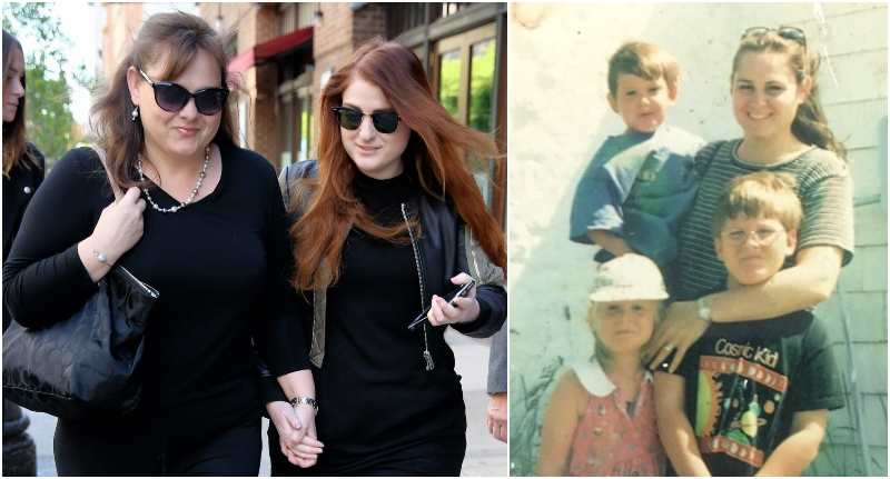 Meghan Trainor's family - mother Kelli Trainor