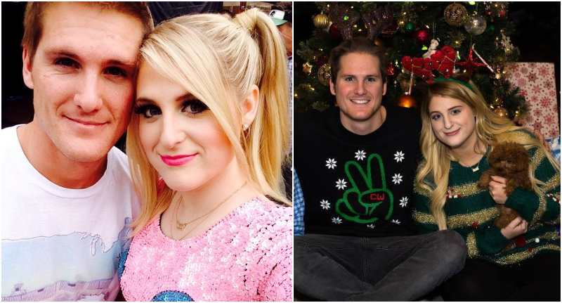 Meghan Trainor's siblings - brother Ryan Trainor