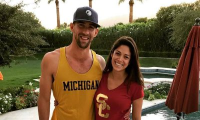 Michael Phelps' family: parents, siblings, wife and kids