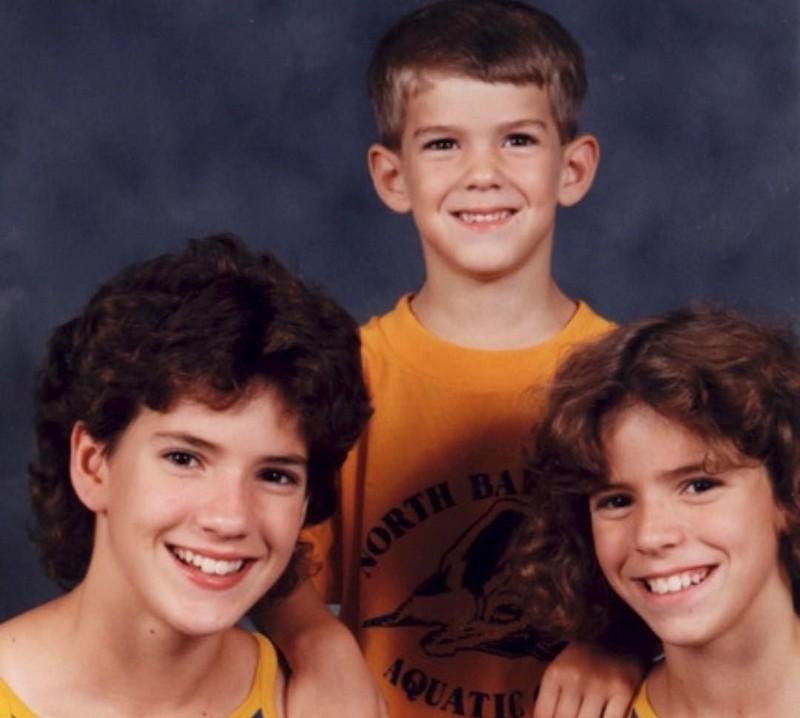 Michael Phelps' siblings