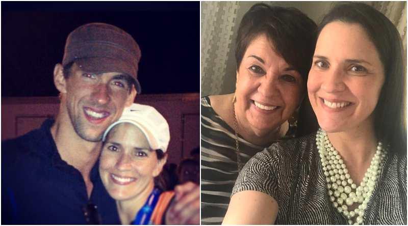Michael Phelps' siblings - sister Hilary Eldridge