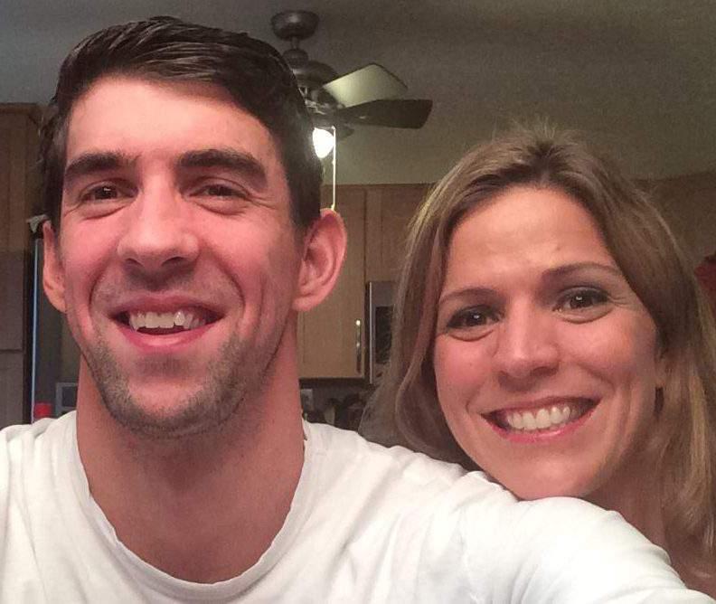 Michael Phelps' siblings - sister Whitney Phelps