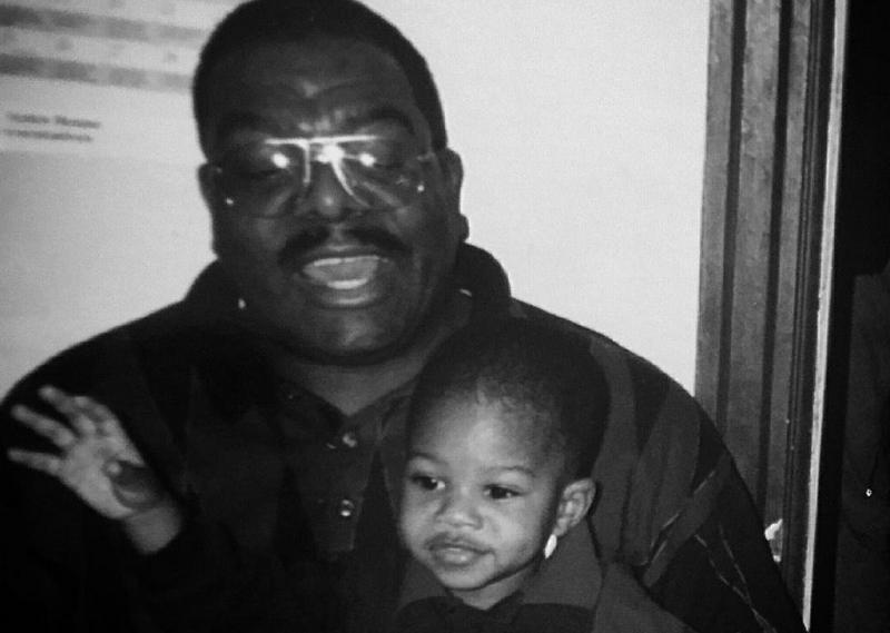 Taraji P. Henson's family - father Boris Lawrence Henson