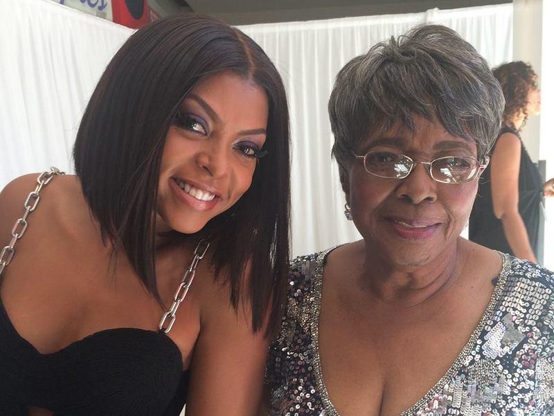 "Taraji P. Henson's family - maternal grandmother Patsie ""Patsy"" Ballard"