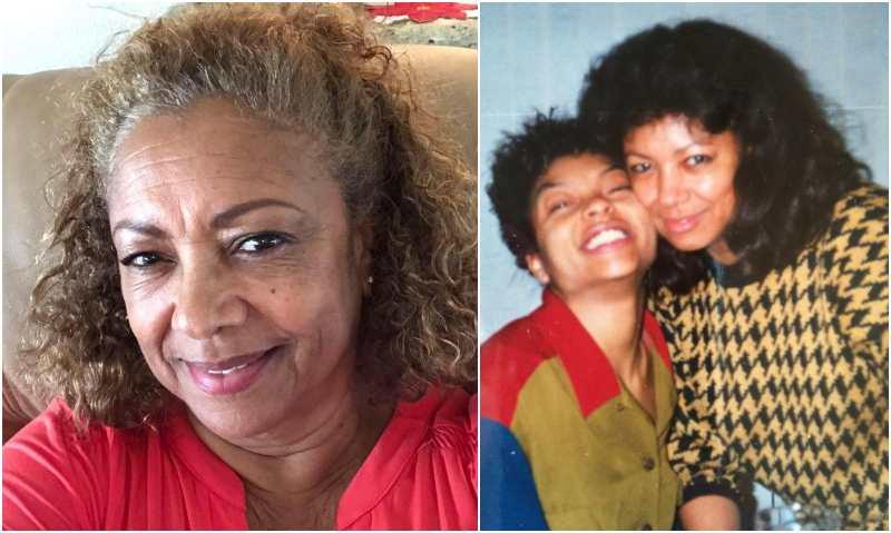 Taraji P. Henson's family - mother Bernice Ballard Gordon