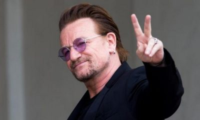 Bono's family: parents, siblings, wife and kids