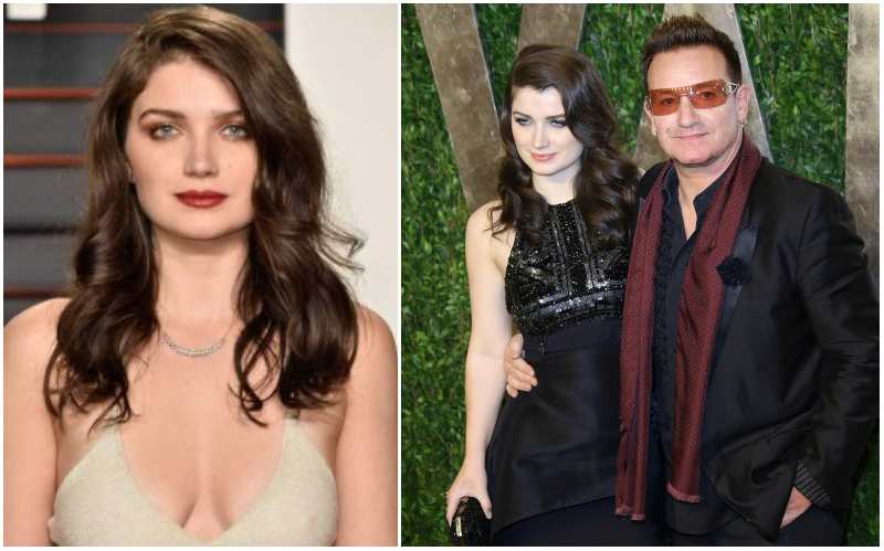 Bono's children - daughter Memphis Eve Hewson