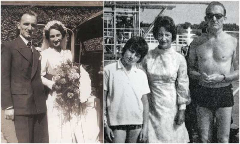 Bono's family - parents