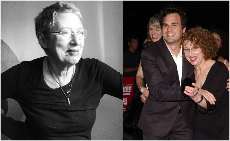 Mark Ruffalo's family - mother Marie Rose Ruffalo
