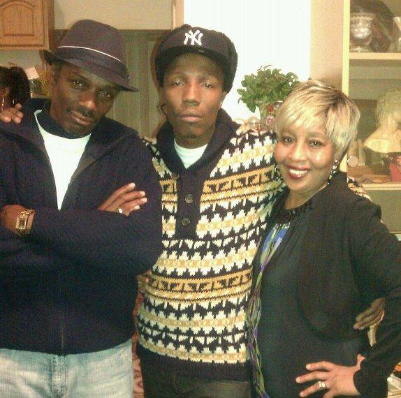 Mary J. Blige's siblings - maternal half-brother Bruce Miller