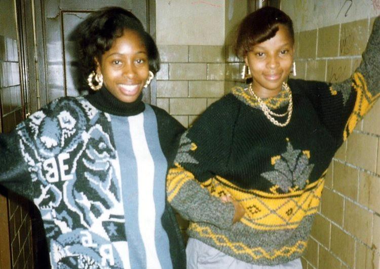 Mary J. Blige's siblings - sister LaTonya Blige-DaCosta
