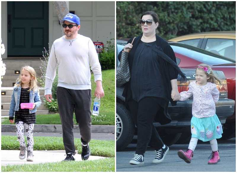 Melissa McCarthy's children - daughter Georgette Falcone