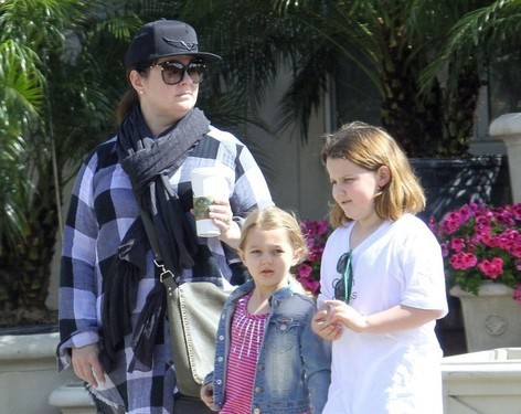 Melissa McCarthy's children - daughters