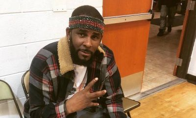 R. Kelly's family: parents, siblings, wife and kids