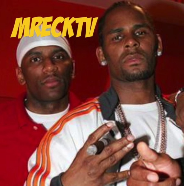 R. Kelly's siblings - brother Carey Kelly