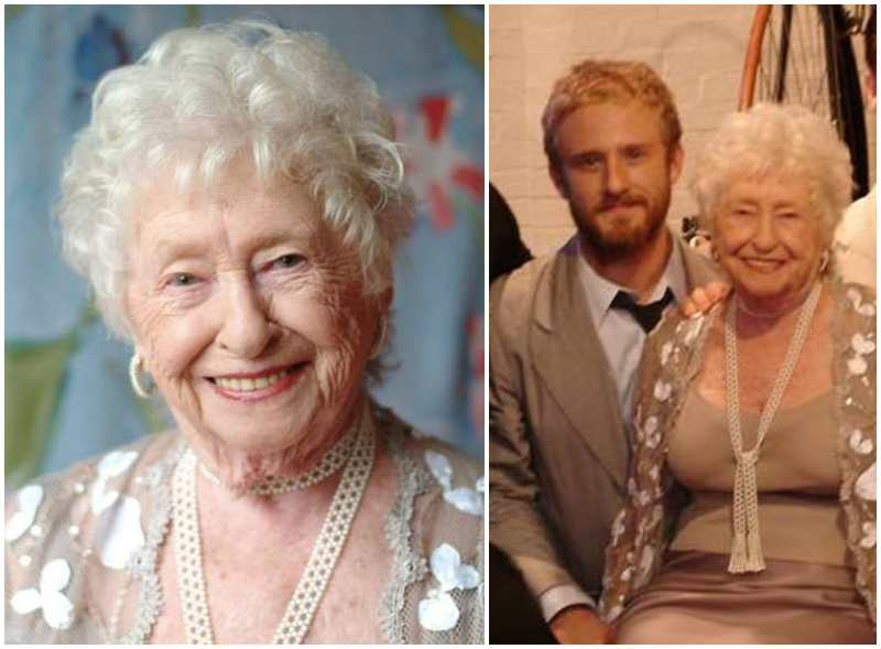 "Ben Foster's family - paternal grandmother Celia ""Lucille"" Foster"
