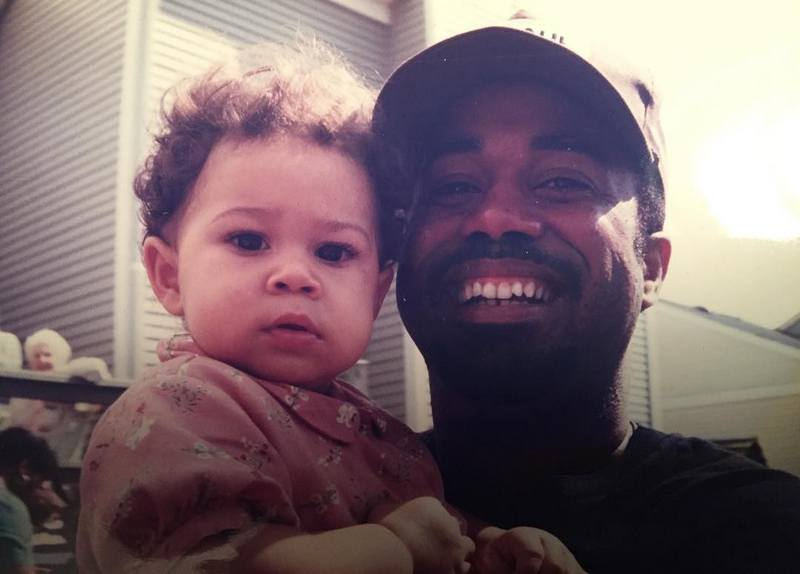 Darius Rucker's children - daughter Cary Pearl Phillips