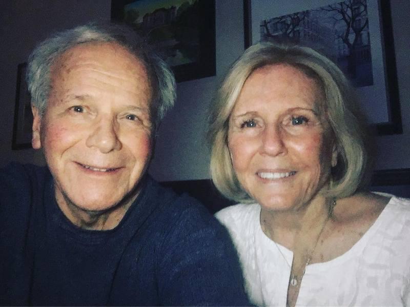 David Boreanaz's family - parents