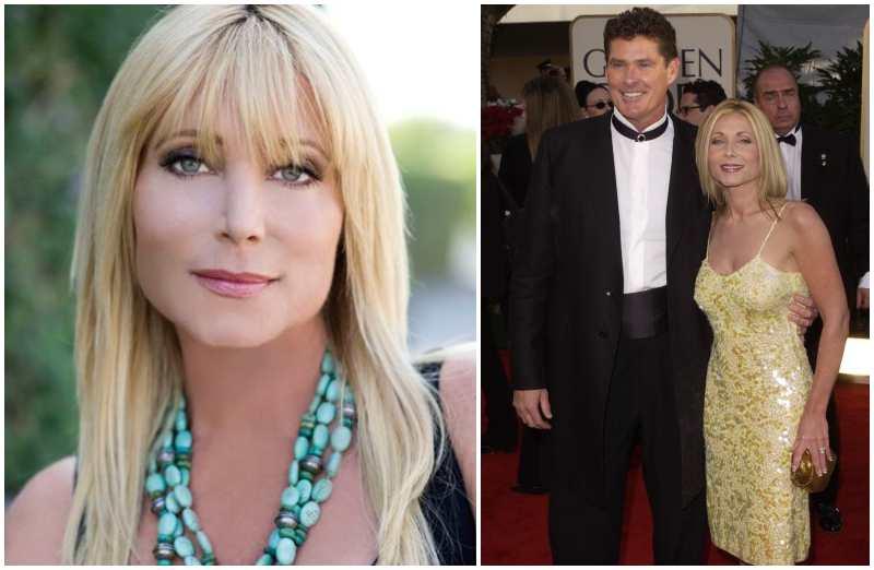 David Hasselhoff's family - ex-wife Pamela Ann Bach