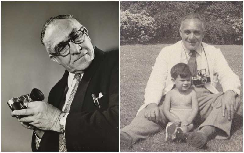 David Suchet's family - maternal grandfather James 'Jimmy' Jarché