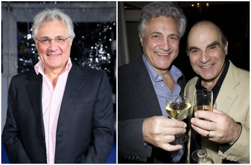 David Suchet's siblings - brother John Suchet