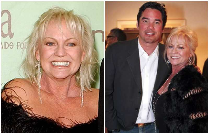 Dean Cain's family - mother Sharon Thomas Cain