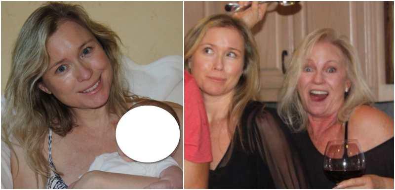 Dean Cain's siblings - half-sister Krisinda Jeanette CainSchafer