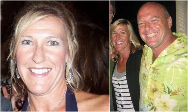 Dean Norris' siblings - sister Nikie Norris Hamilton
