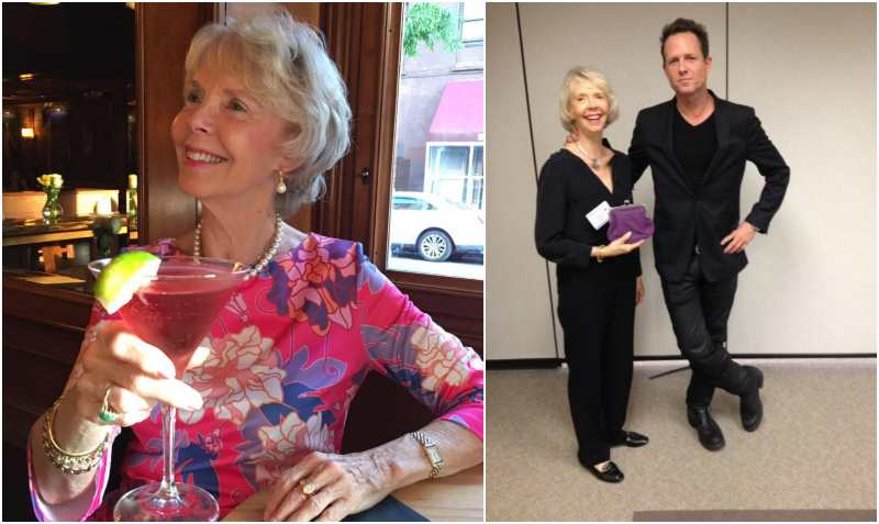 "Dean Winters' family - mother Penelope ""Penny"" Winters"