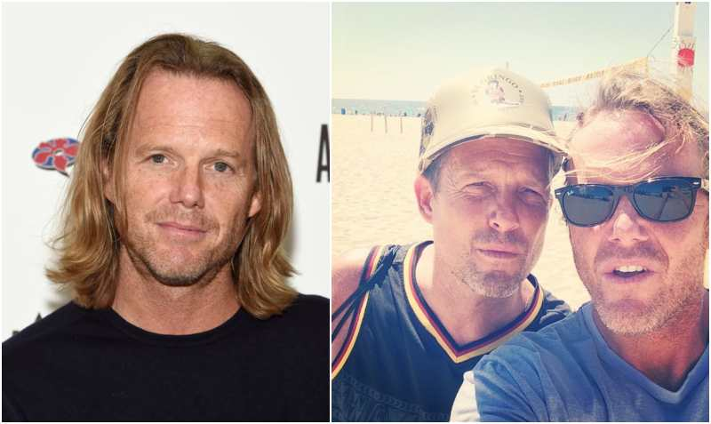 Dean Winters' siblings - brother Scott William Winters