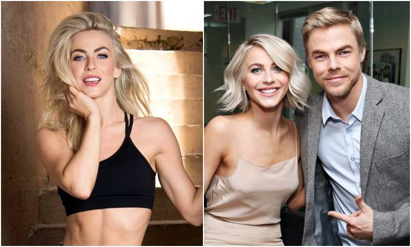 Derek Hough's siblings - sister Julianne Alexandra Hough