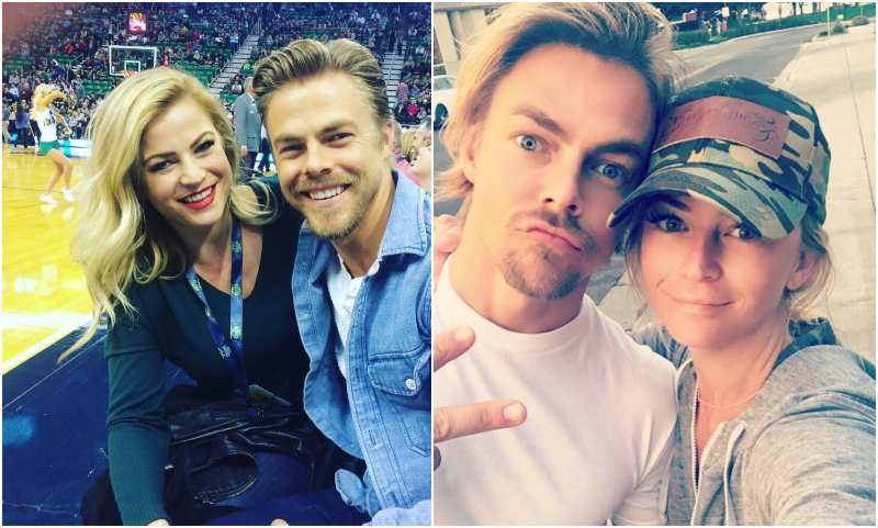 Derek Hough's siblings - sister Katherine Hough
