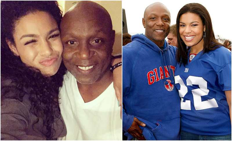 Jordin Sparks' family - father Phillippi Dwain Sparks