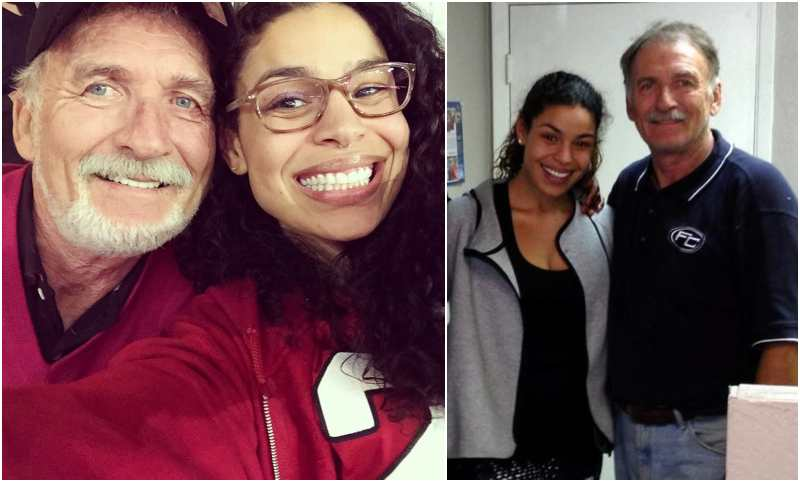 Jordin Sparks' family - maternal grandfather Jim Wiedmann