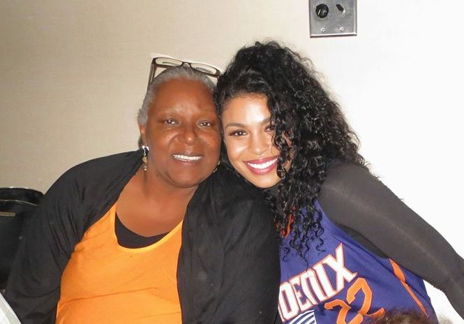 Jordin Sparks' family - paternal grandmother Guinnetta Sparks