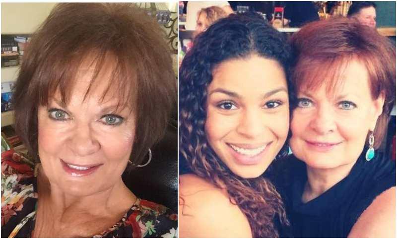 Jordin Sparks' family - maternal grandmother Pam Rutherford Wiedmann