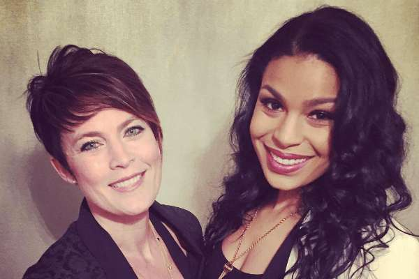 Jordin Sparks' family - mother Jodi Jackson
