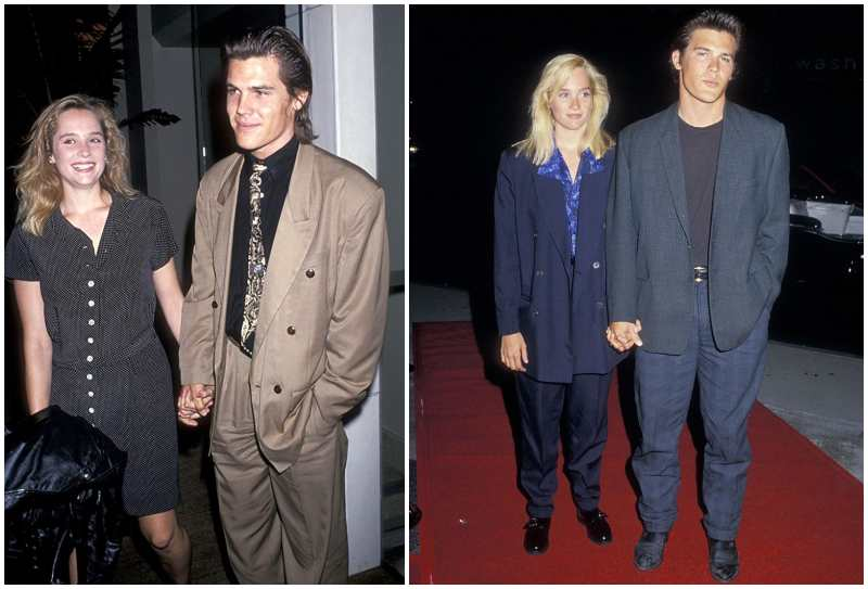 Josh Brolin's family - ex-wife Alice Adair