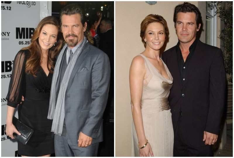 Josh Brolin's family - ex-wife Diane Colleen Lane
