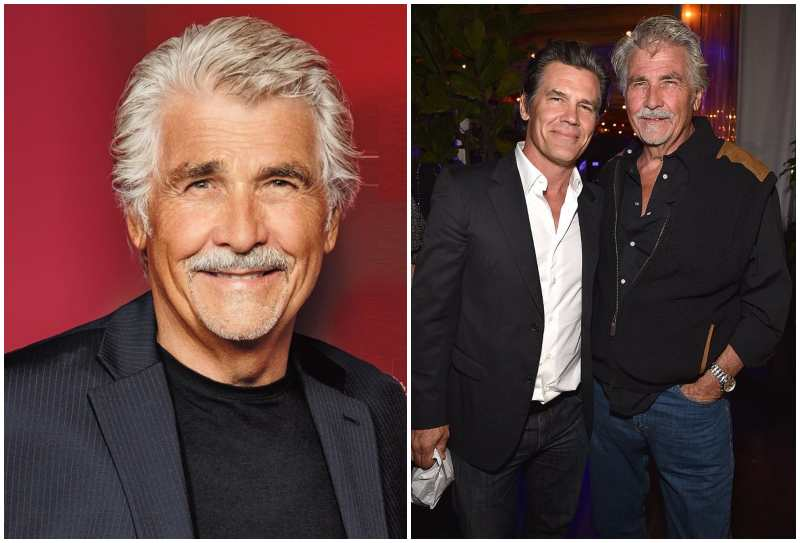 Josh Brolin's family - father James Brolin